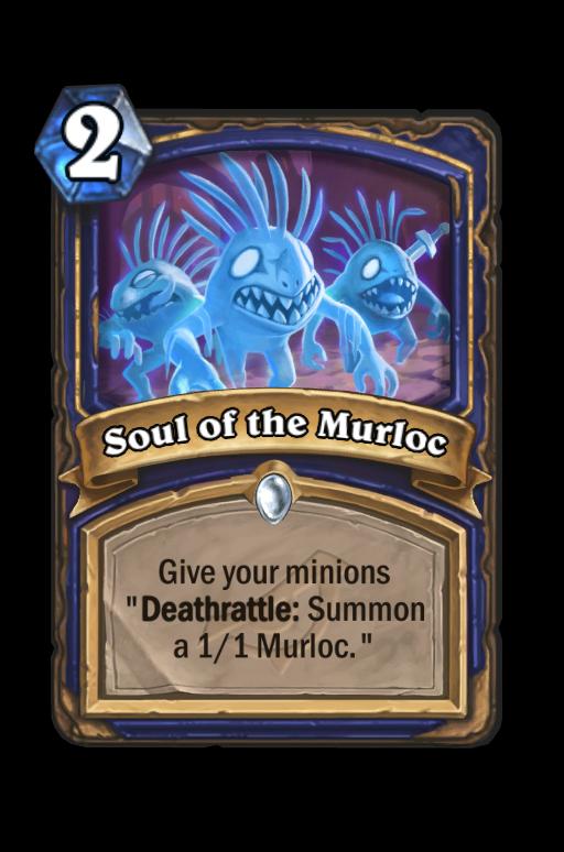 Soul of the Murloc Hearthstone kártya
