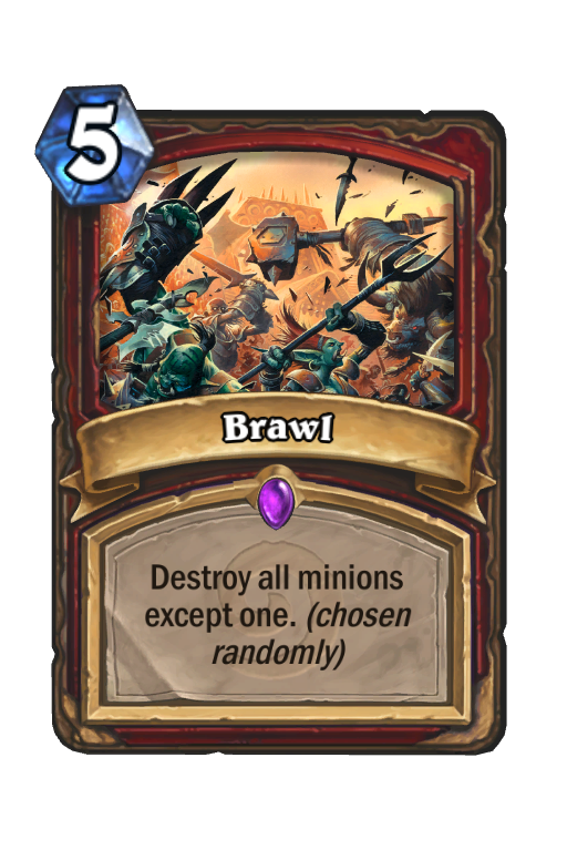 BrawlHearthstone kártya