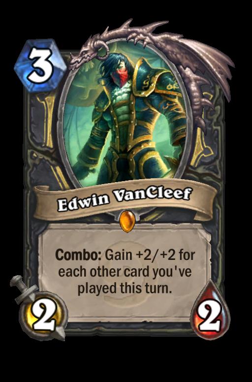Ismerd a kártyák történetét: Edwin VanCleef