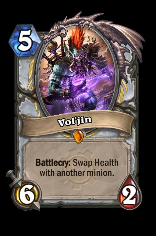 Ismerd az újabb kártyák történetét is: Vol'jin