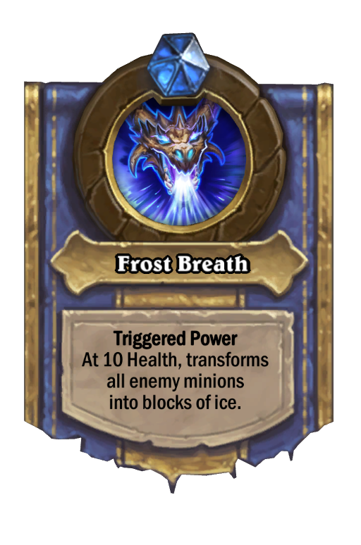 Frost Breath