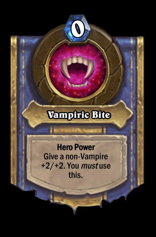 Vampiric Bite
