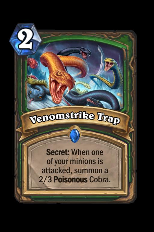 Venomstrike Trap