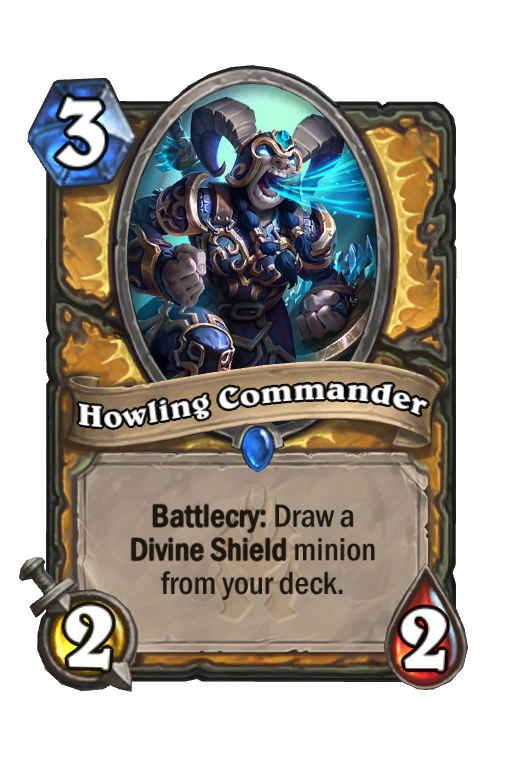 Howling Commander