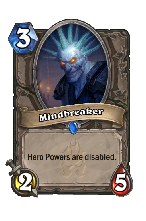 Mindbreaker Hearthstone kártya