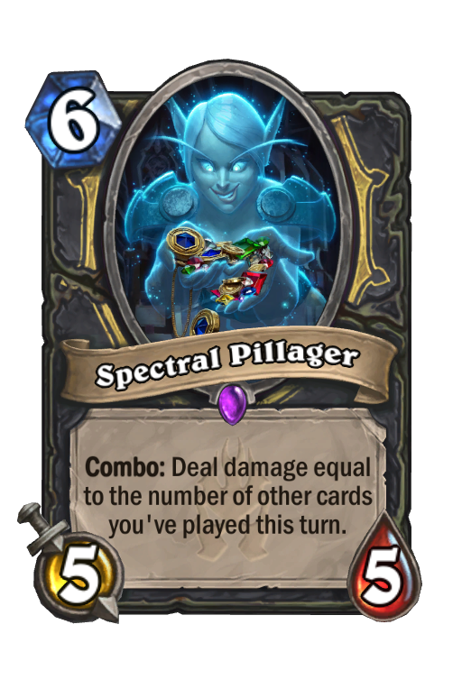 Spectral Pillager
