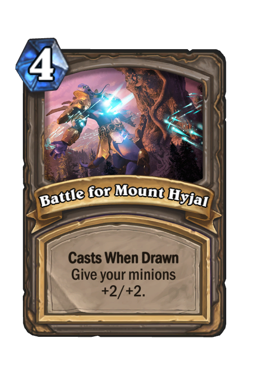Battle for Mount Hyjal