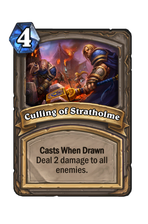 Culling of Stratholme