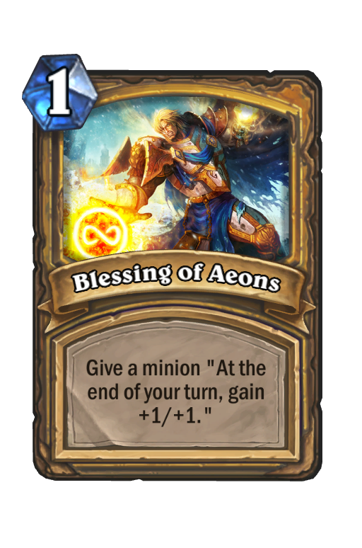 Blessing of Aeons