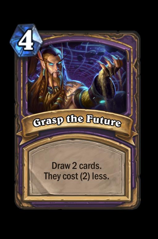 Grasp the Future