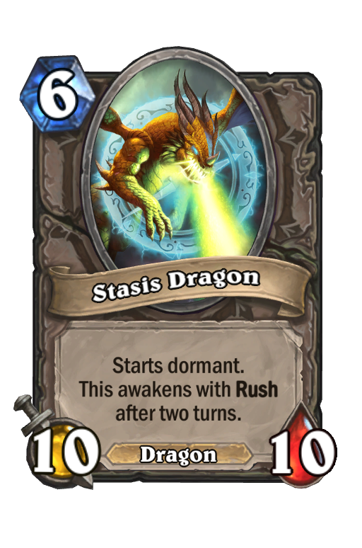 Stasis Dragon