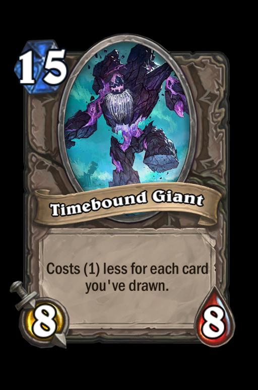 Timebound Giant