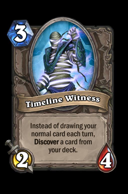 Timeline Witness