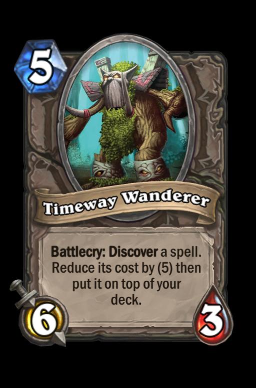 Timeway Wanderer