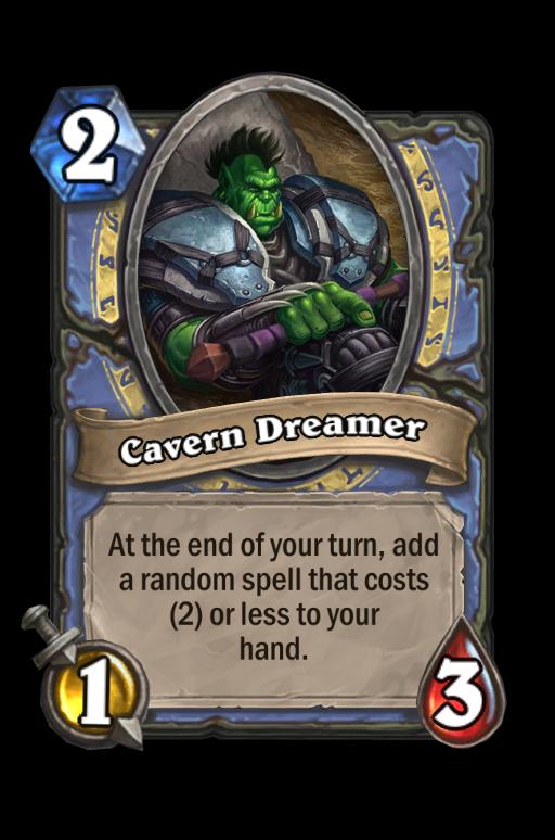 Cavern Dreamer