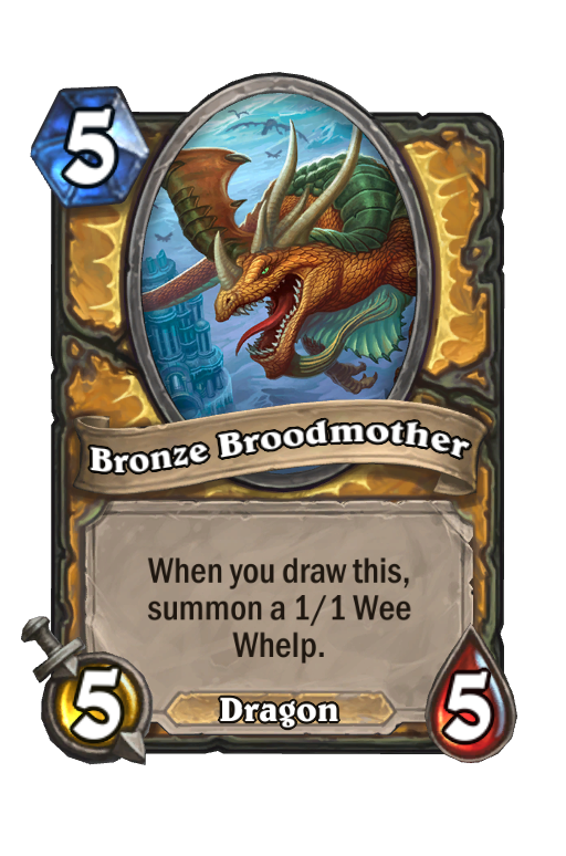 Bronze Broodmother