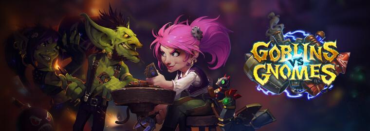 Goblins vs Gnomes achievement-ek, kártya változások, Battle.Net háttér