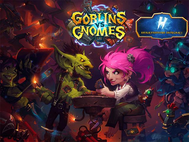 Goblins vs Gnomes érkezik az arénába (megérkezett a patch)