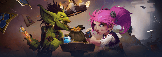 Hearthstone Patch Notes 2.0.0.7234 - Goblins vs Gnomes