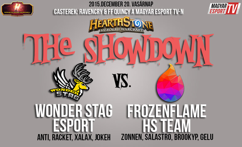 The Showdown - WSE vs FrozenFlame