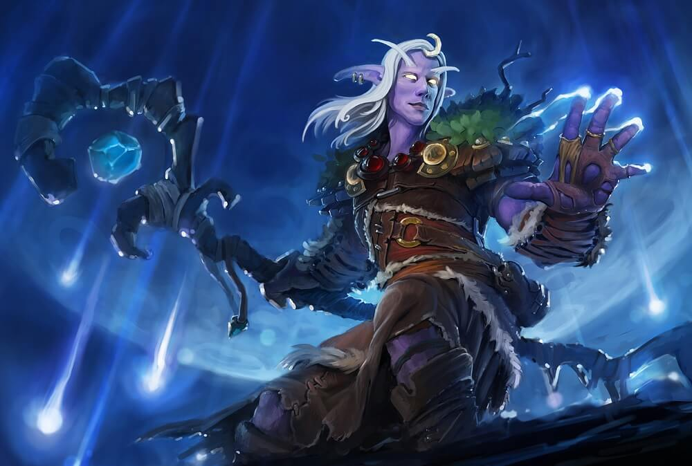 Druid: Az összes lehetőség a Dungeon Run kártyákból