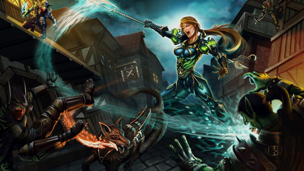 Hunter: Az összes lehetőség a Dungeon Run kártyákból