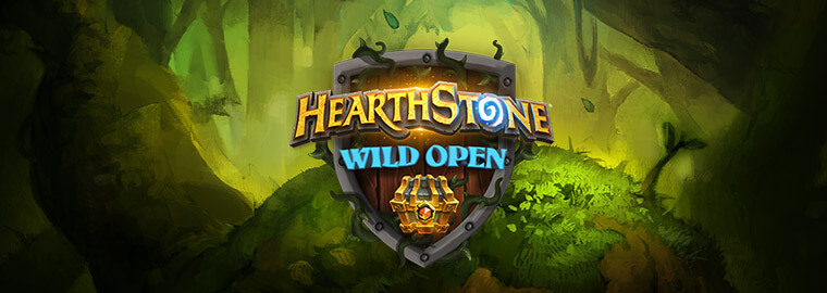 A Hearthstone Wild Open visszatér 2019 januárjára és februárjára