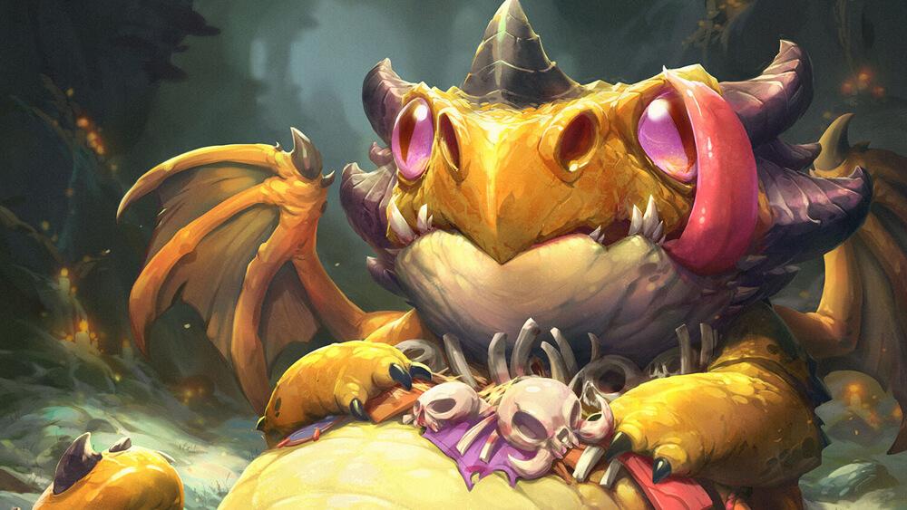 Hearthstone Dragons meta paklik