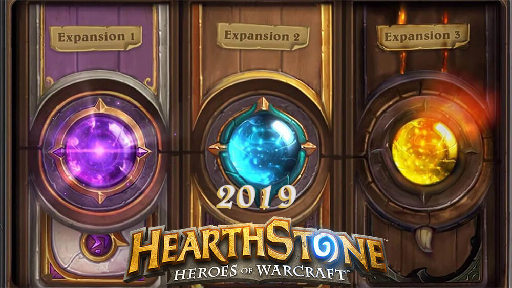 Hearthstone 2019
