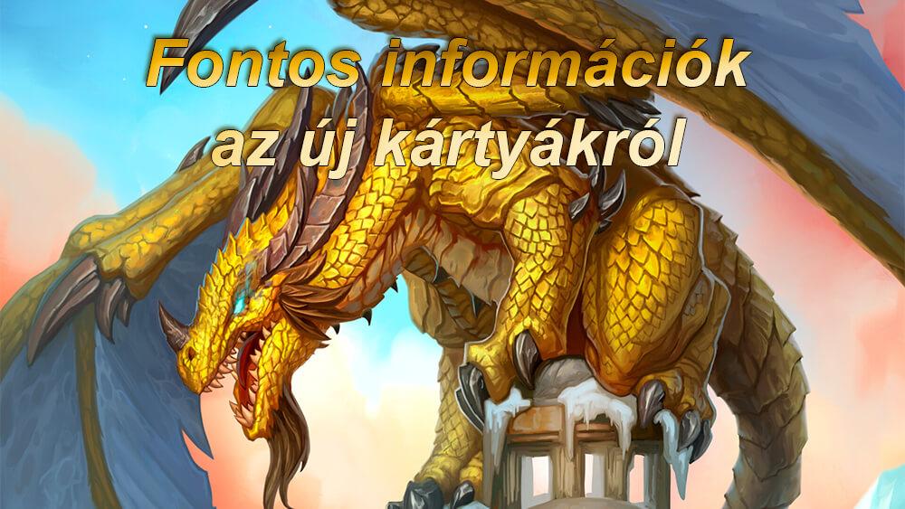 Fontos Descent of Dragons információk