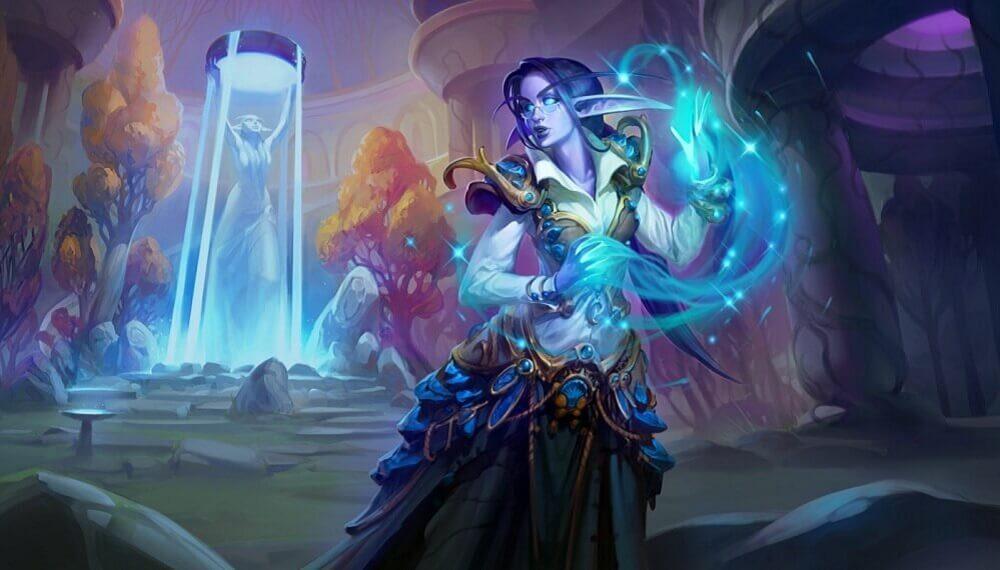 Elise Starseeker Battlegrounds