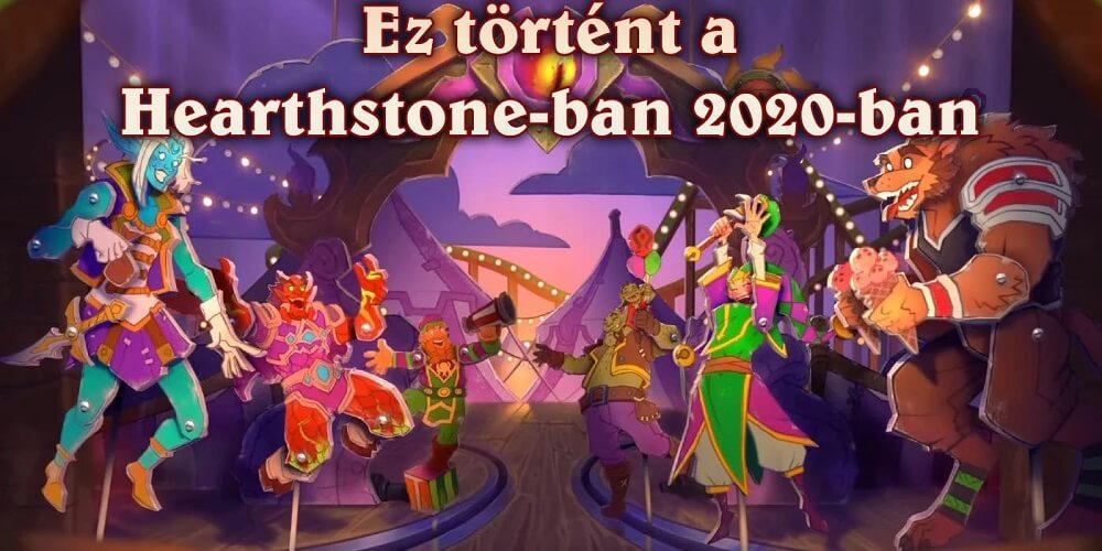 Hearthstone 2020
