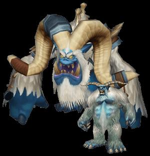 Yeti a World of Warcraft-ban
