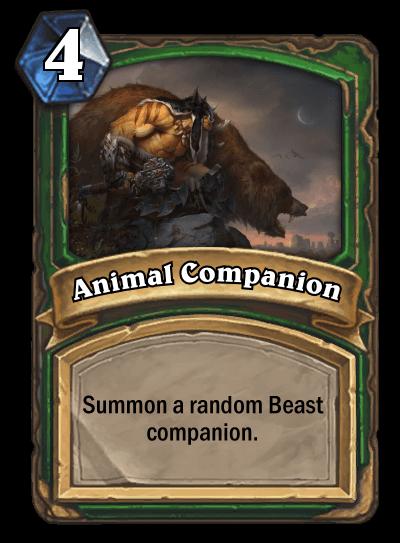 Animal Companion nerf