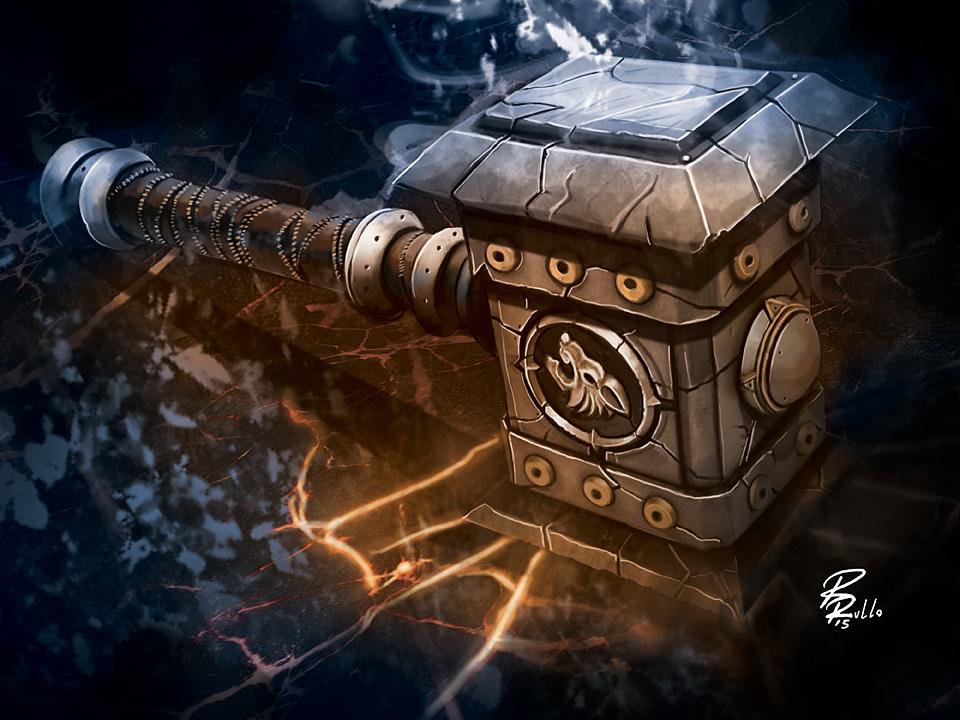 Doomhammer artwork