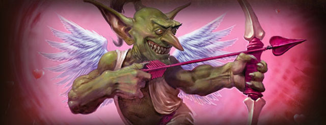 Február 14: National HearthCup Championship #2 - Love is in the Air