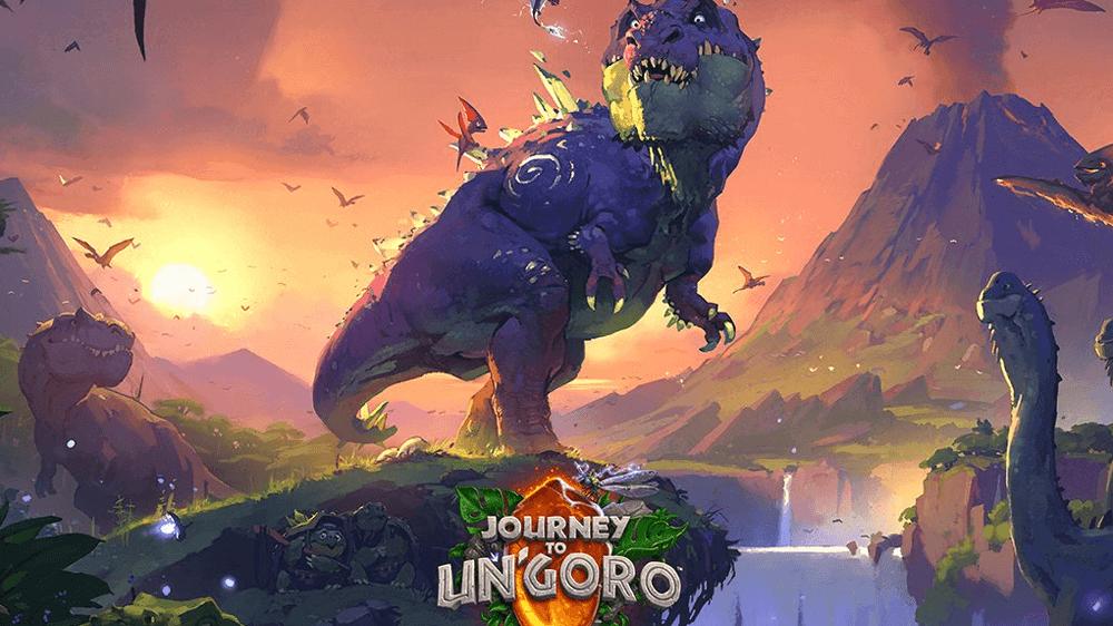 Megjelent a Journey to Un'Goro
