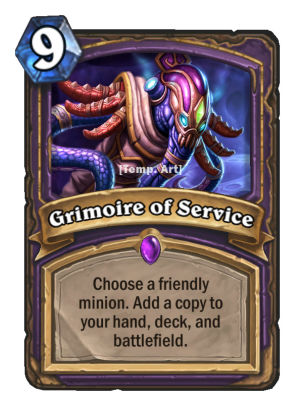 Grimoire of Service