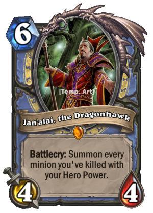 Janalai, the Dragonhawk