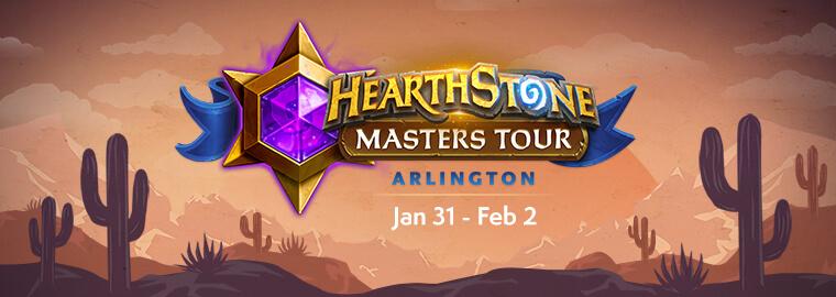 Master Tour: Arlington