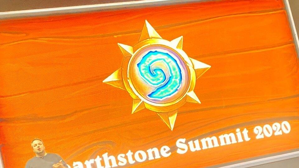 Hearthstone csúcstalálkozó 2020