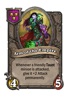 Arm of the Empire