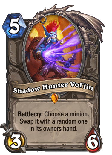 Shadow Hunter Voljin