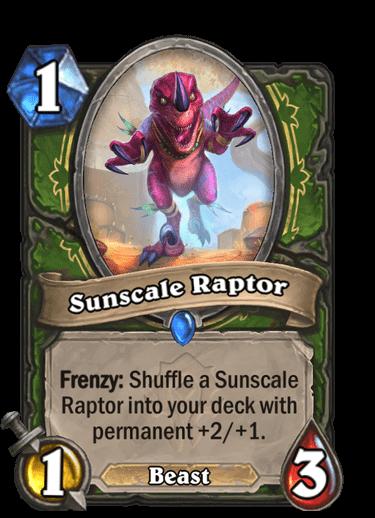Sunscale Raptor