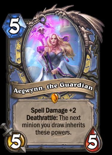 Aegwynn the Guardian