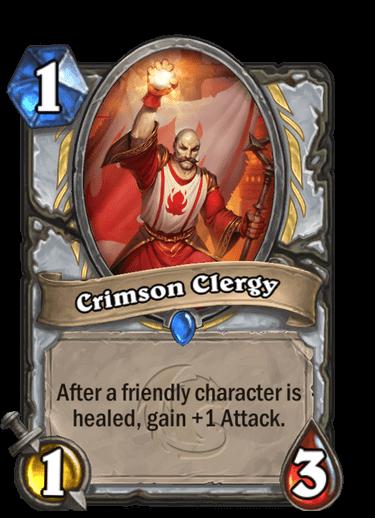 Crimson Clergy
