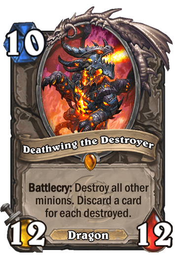 Deathwing the Destroyer