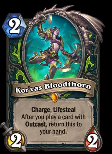 Korvas Bloodthorn