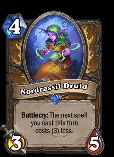 Nordrassil druid