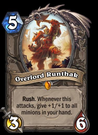 Overlord Runthak